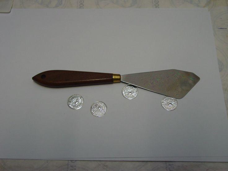 Καλλιτεχνών Εργαλεία  Σπάτουλα σπάθη
