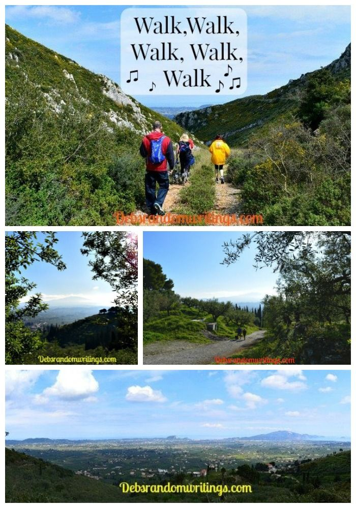 This winter we have been enjoying a winter of walking and exploring Zakynthos. With the tourist season fast approaching, people will no longer have the time to walk, so the walks will stop until next winter.