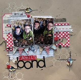 by nicole nowosadScrapbook Ideas, Layout Ideas, Crafts Ideas, Scrapbook Inspiration, Papercraft Scrapbook, Nicole Nowosad, Scrapbook Layout, Layered Sbinspir, Circles Stamps