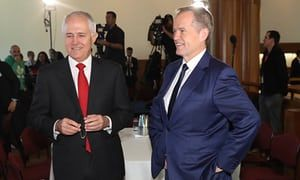 Guardian Essential poll finds Malcolm Turnbull is still the preferred prime minister, but Bill Shorten's Labor party has increased its two-party preferred lead over the Coalition.