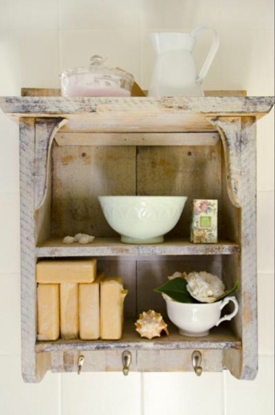 """This nice small cupboard os from our feature """"Riverside Idyll"""""""