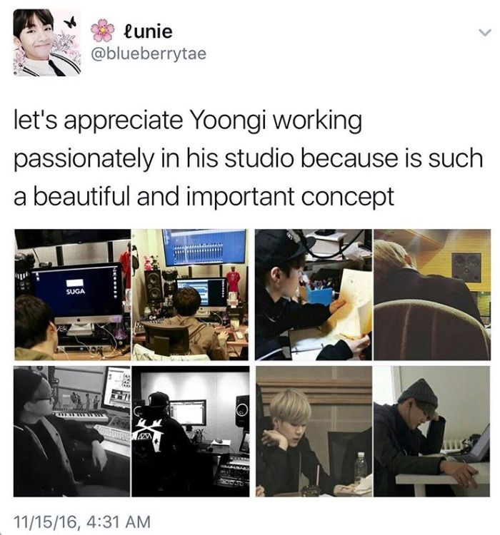 He's a major reason we get such great songs from BTS 👍