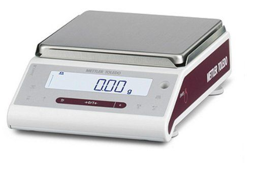 Download Mettler Toledo Scale Software on www.BillProduction.com ... Mettler Toledo JS6002G/A 6200 Gram Scale Legal-for-Trade . $1544.82. RS232 Interface for connecting an auxiliary display, printer or PC. Legal for Trade. Monoblock Weighing Technology. Capacity: 6200g; Pan Size: 170 x 190 mm. Manual One Keypress Calibration with built-in interal weight