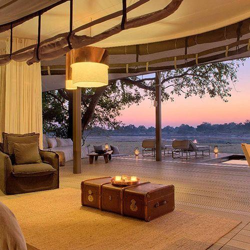 Chinzombo Camp, Zambia                Q2 Travel | Welcome