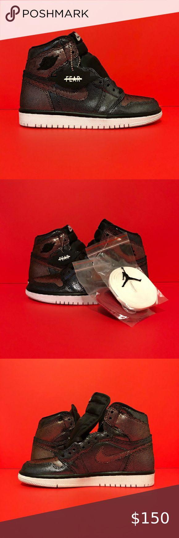 Nike Air Jordan 1 Retro High Fearless Brand New in 2020