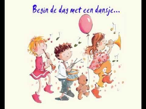 Begin de dag met een dansje - Karin de Jongh (origineel) - YouTube