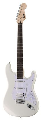 Fender Squier Bullet Strat HSS RW AW #Thomann