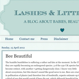 'Lashes & Little Ones' review Manuka Doctor products in a blog about babies, beauty and life