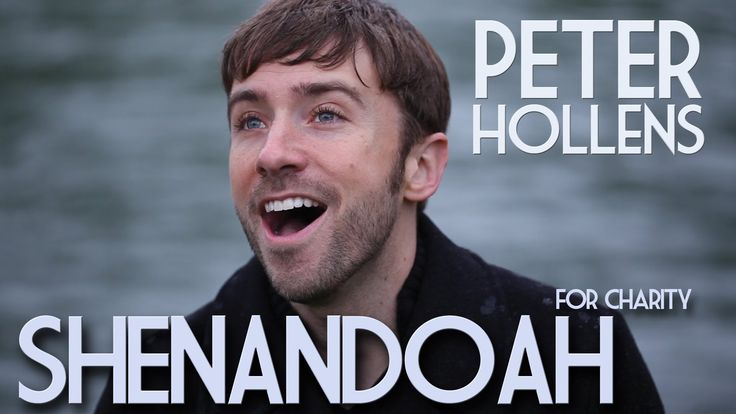 You sir, have my undivided attention. Shenandoah - Peter Hollens (A cappella) - Proceeds Benefit Cerebral Palsy