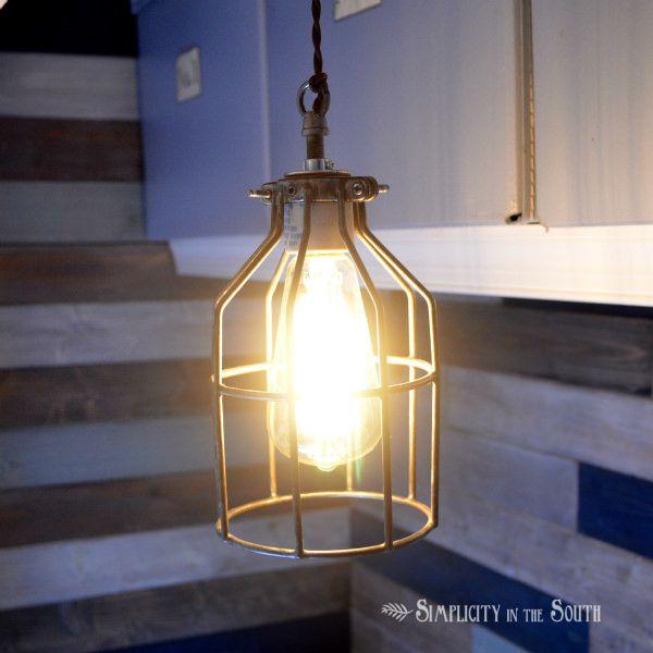 Smartwares Industrial Es Pendant Light Black Bronze: 140 Best Images About CEILING LIGHTS A DIY Plus