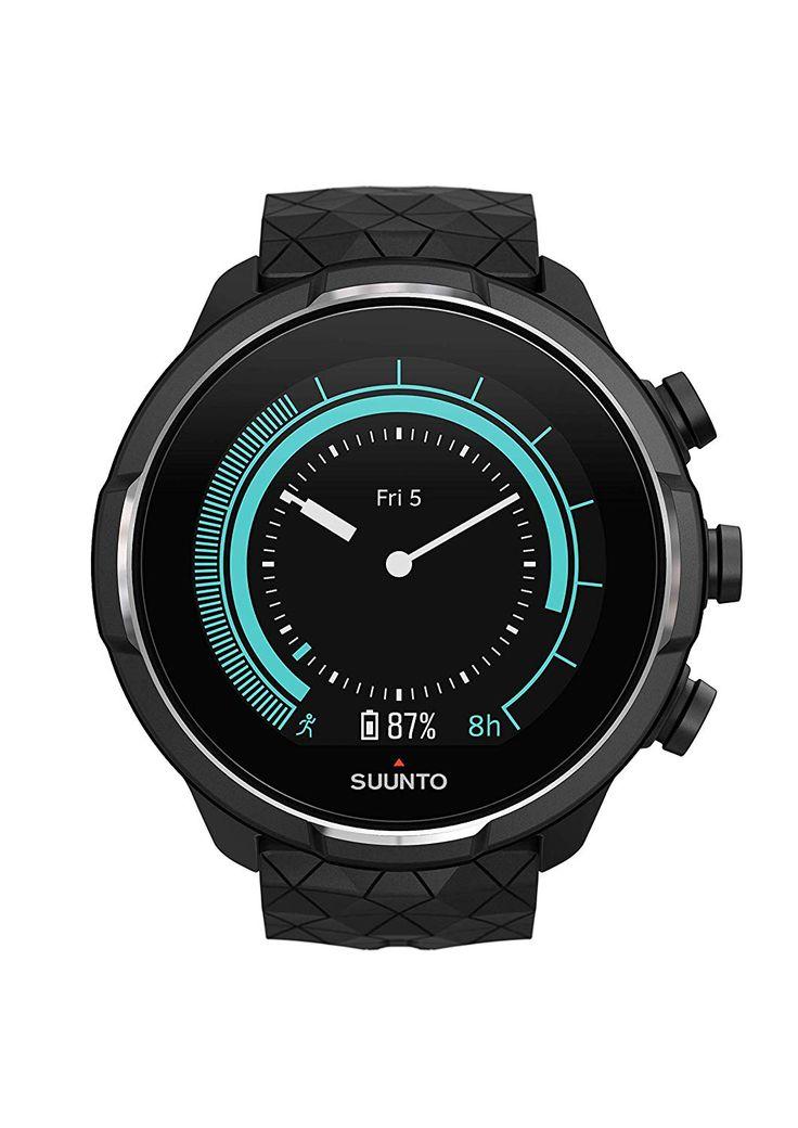 Suunto 9 GPS Watch Gps sports watch, Gps watch, Suunto watch