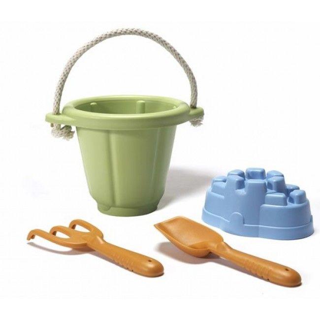 Green Toys - Eco Friendly Sand Set