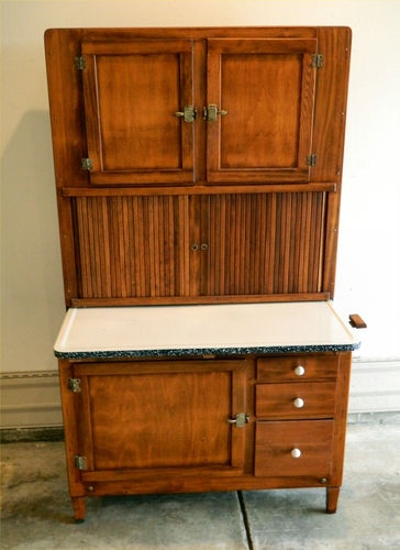 antique kitchen cabinet with flour bin 369 best images about vintage hoosier cabinets on 9027