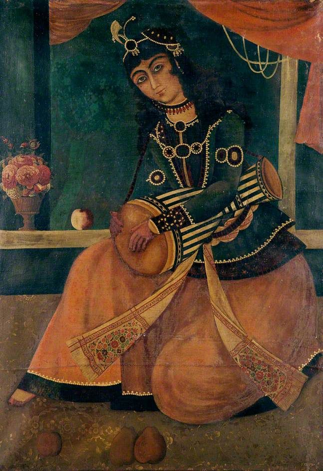 145 Best Qajar Dynasty Images On Pinterest Qajar Dynasty