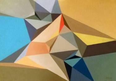 """Saatchi Art Artist Malvina - Carola Liuba; Painting, """"Scarred Letters 4"""" #art"""
