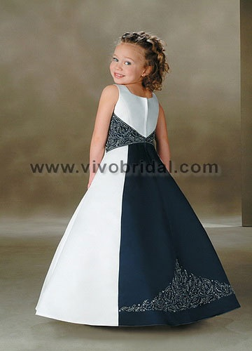 Vivo Bridal - Flower Girl DressE-0011