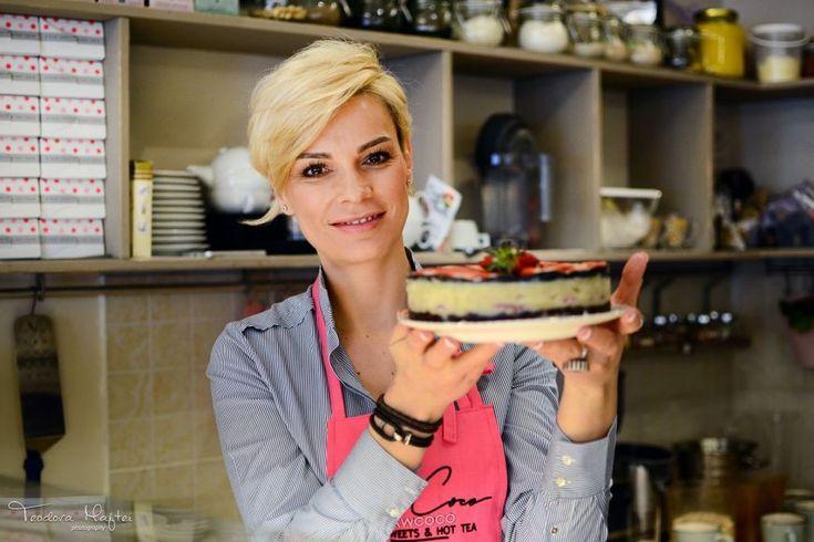 Raw Vegan Cake by RawCoco