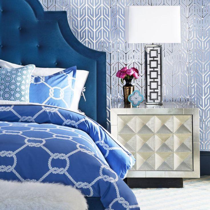 Best 25+ Peacock Blue Bedroom Ideas On Pinterest