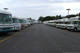 It's easier -- and safer -- to buy a new car these days than it is to buy a new or used RV in many cases. Here's why... and what to look for.  Link to NADA guides here.