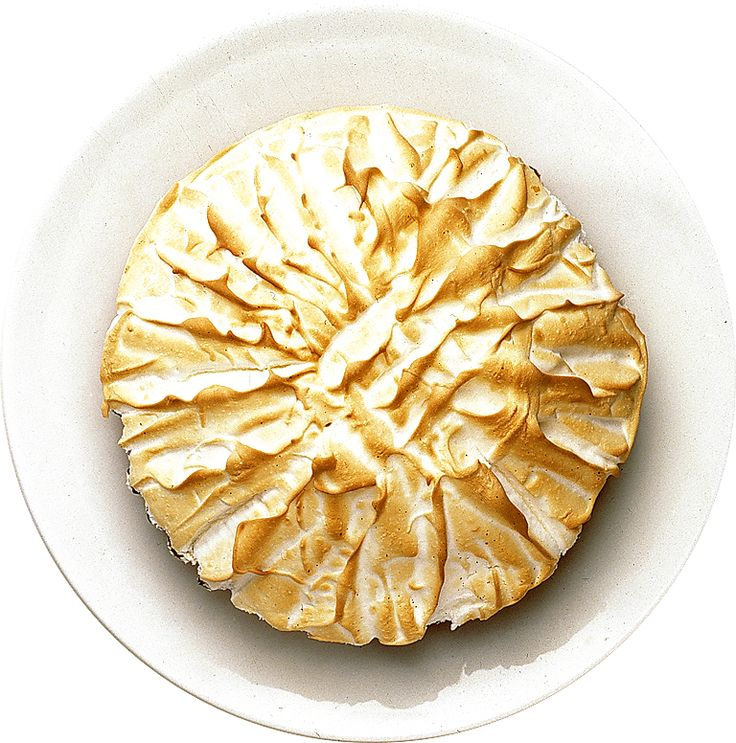 Amerikansk citronmarängpaj | Recept.nu