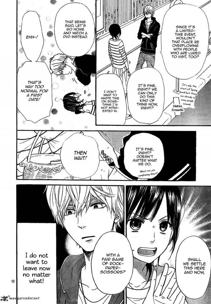 Ookami Shoujo to Kuro Ouji 12 - Page 11 (Wolf Girl & Black Prince) Manga
