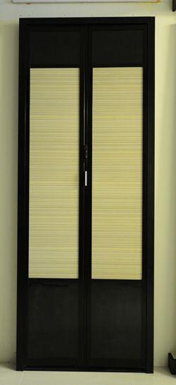 8 best Woodgrain Aluminium Frame Acrylic Bi-Fold Door images on ...
