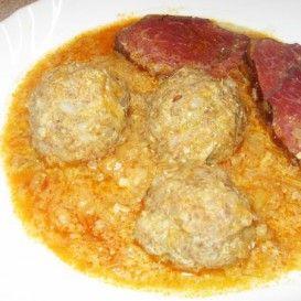 Egy finom Nyári káposzta húsgombóccal ebédre vagy vacsorára? Nyári káposzta húsgombóccal Receptek a Mindmegette.hu Recept gyűjteményében!