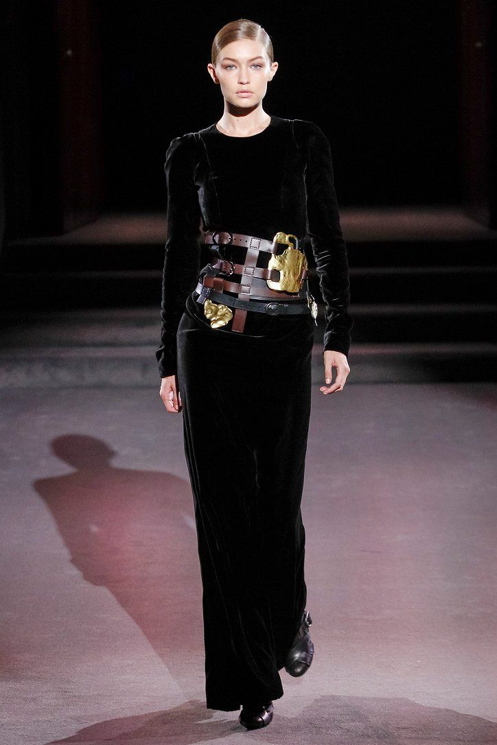 Tom Ford Fall-Winter 2016-2017