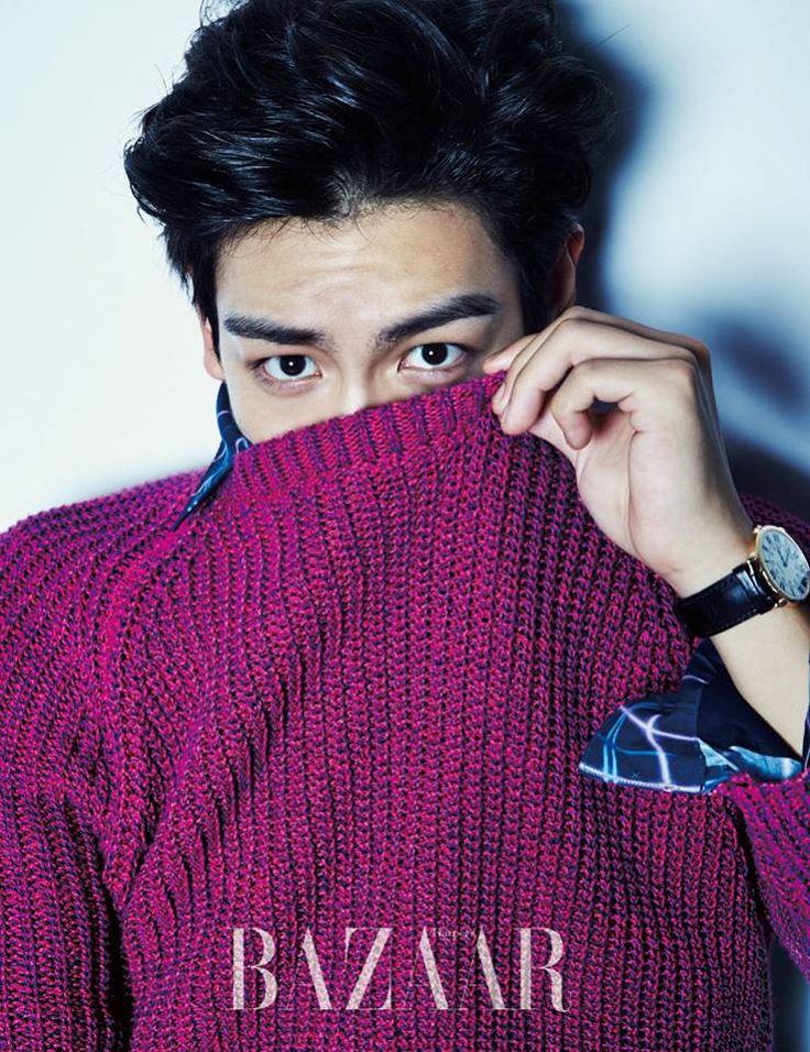 TOP - Harper's Bazaar Magazine September Issue '14