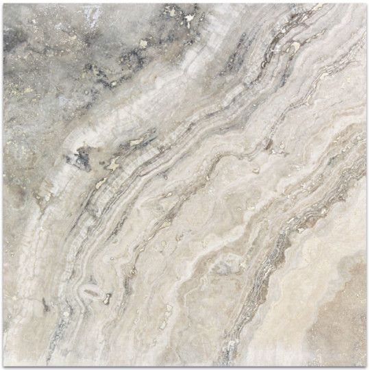 Alabastrino 18 X 18 Travertine Tile