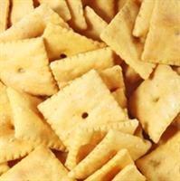 Cheesy Crackers by Tatum Puro