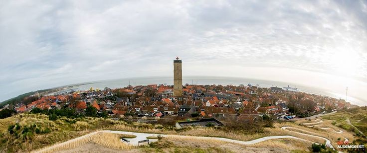 Tess: Terschelling, one of the most beautiful islands in het world