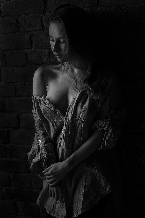 portrait — George Kurgin