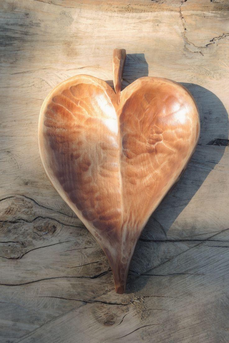 List z lásky • • •  lipový vzkaz třeba k výročí