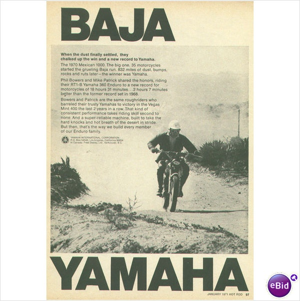 Mike Patrick owned the yamaha shop in Corona
