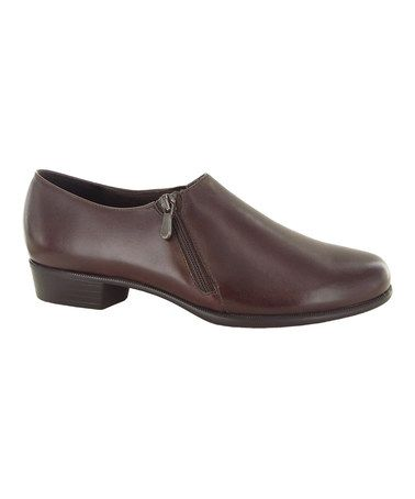 Look what I found on #zulily! Saddle Derby Leather Shoe by Munro Shoes #zulilyfinds