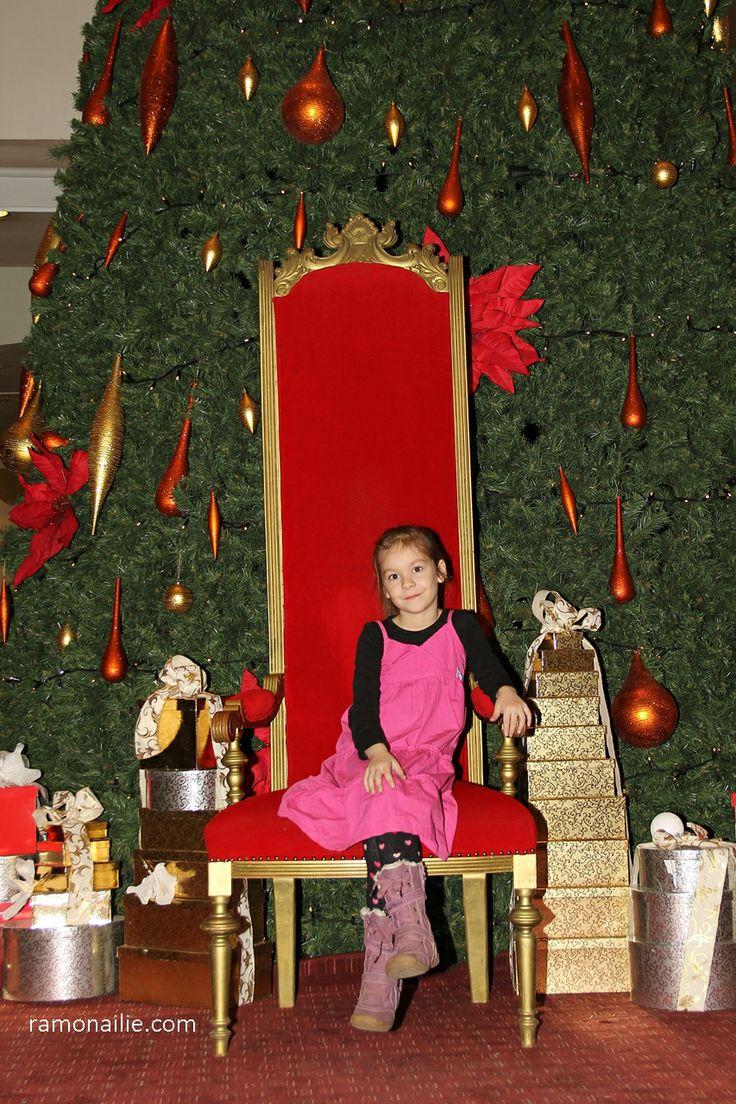 Day 182 - waiting for Santa :)