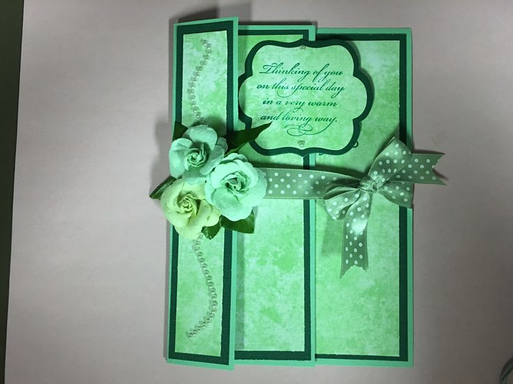 57 best winonas card creations images on pinterest origami z fold birthday card bookmarktalkfo Gallery