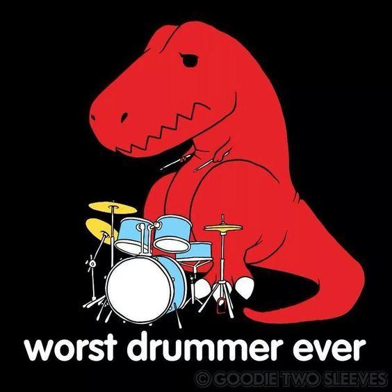 Worst Drummer Ever