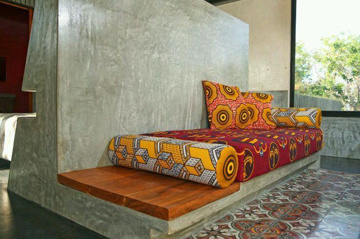 Déco sélectionnée par CéWax. Meubles, vaisselles, lampes en tissu wax africain. Retrouvez tous les articles sur la mode afro sur le blog: www.cewax.fr