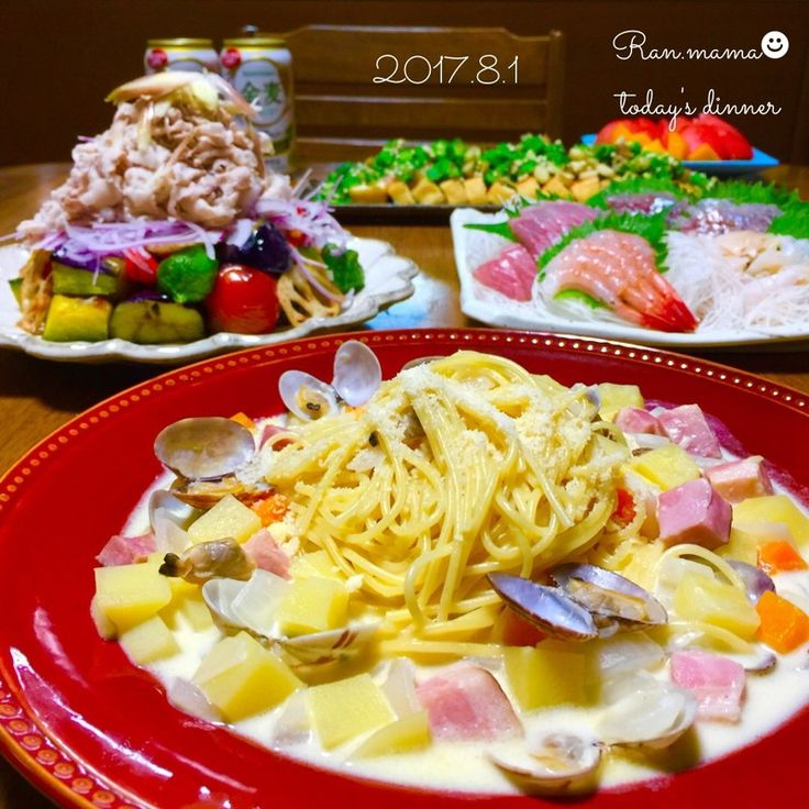 お鍋ひとつでアサリと野菜たっぷりクリームスープパスタのご紹介です。 LIMIA (リミア)