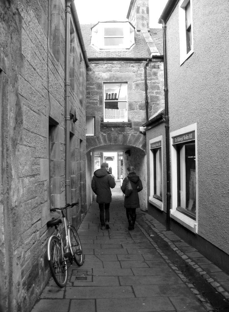 Logies Lane, St Andrews