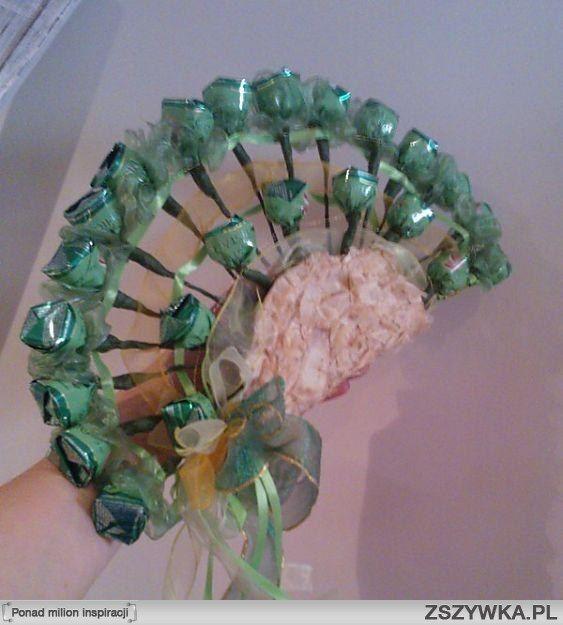 Zobacz zdjęcie wachlarz z cukierków na upalne dni dla łasucha w pełnej rozdzielczości