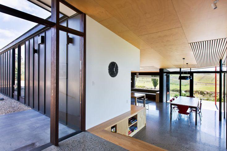 Torea House | Tennent Brown Architects