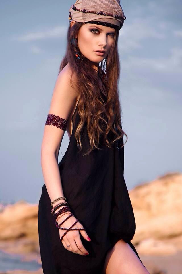 """The Last Chapter - H-ēra by Chris Voreos -Cassandra dress from SS2014 """"Passe-Partout"""" Collection More @www.h-era.com"""