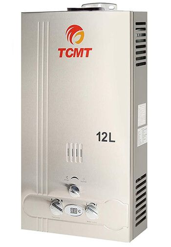 Tc Home 3 2 Gpm 12l Tankless Lpg Liquid Hot Water Heater Boiler 01