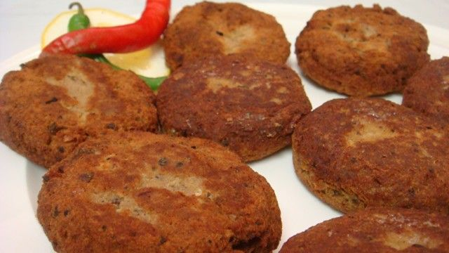 Chicken Shami Kabab Recipe by Shireen Anwar Urdu English | Indian & Pakistani Food Recipes, Chicken, Breakfast, Dinner Cooking…