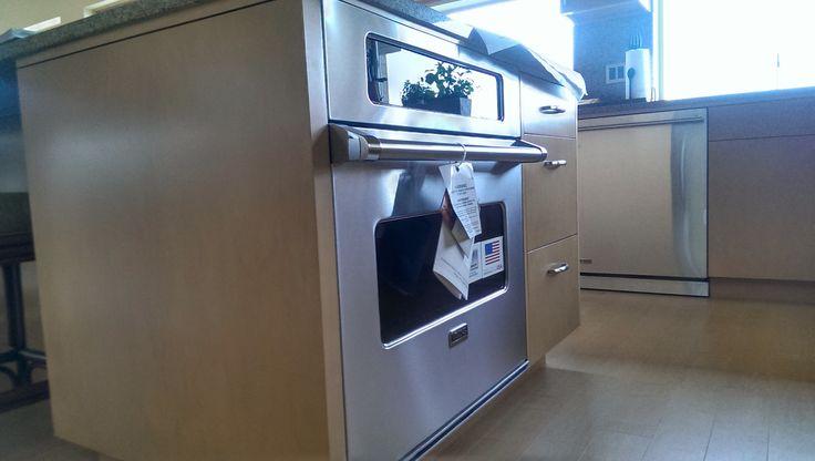 Kitchen Full Overlay Appliances Flush Install Modern
