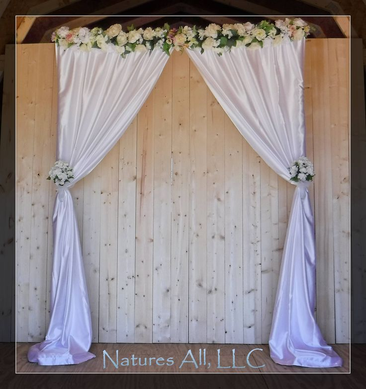 Best 20+ Indoor Wedding Arches Ideas On Pinterest