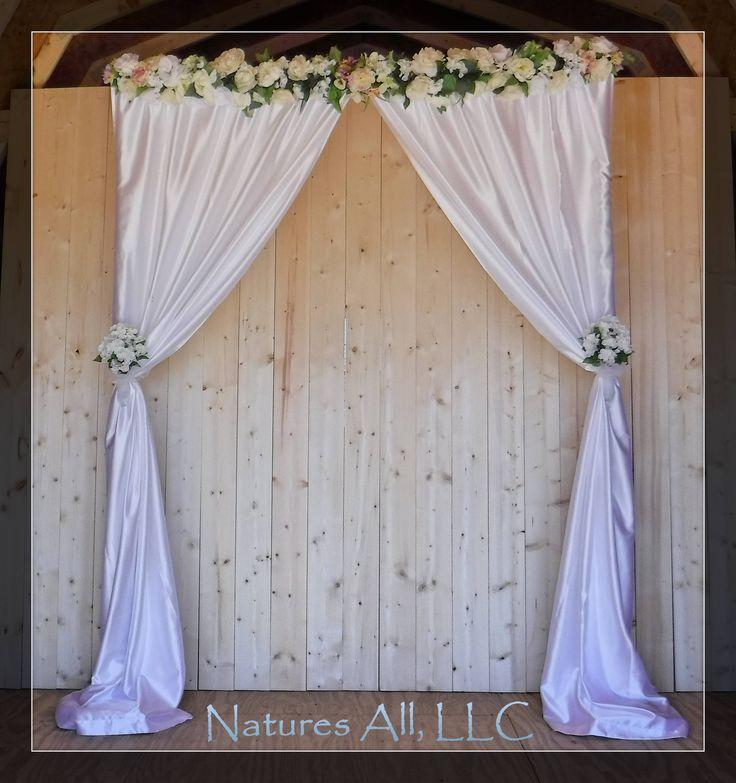 Indoor Altar Decorations For Weddings: Best 20+ Indoor Wedding Arches Ideas On Pinterest